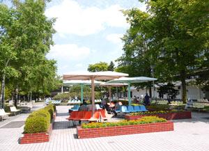 札幌競馬場の敷地