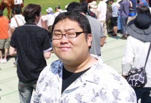 ドヤ顔の江戸川氏