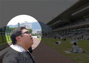 お約束の江戸川氏